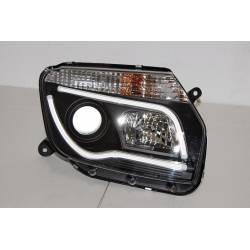 Faros Delanteros Luz De Dia Dacia Duster 10 Black