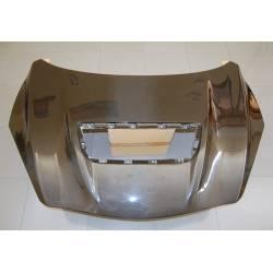 Carbon Fibre bonnet Mazda 3 14 MPS air intake