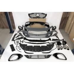 Body Kit Mercedes W118 Hatchback Look A45