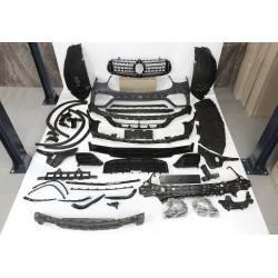 Kit De Carrocería Mercedes X253 GLC 2019+ look AMG GLC63