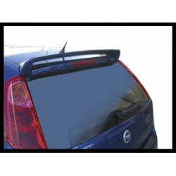 Spoiler Fiat Grande Punto 2007, W.R.C. Model
