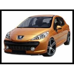 Front Spoiler Peugeot 207
