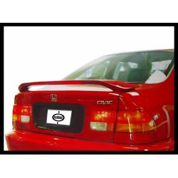 ALERON HONDA CIVIC COUPE 96 99 CON LUZ