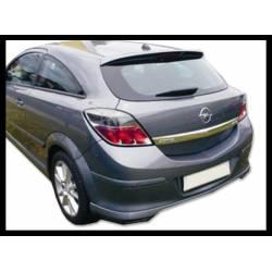 Rear Spoiler Opel Astra H
