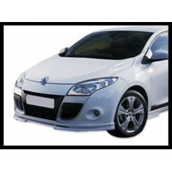 Spoiler Delantero Renault Megane 09
