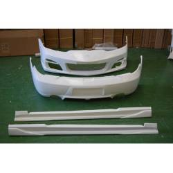 Kit De Carrocería Hyundai Coupe 02