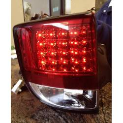 Set Of Rear Tail Lights Toyota Celica 2000, Led Red