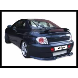 Paragolpes Trasero Hyundai  Coupe 00-01