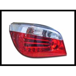 Set Of Rear Tail Lights BMW E60 Led