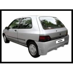 Rear Bumper Renault Clio 1992-1996, X-Trem Type