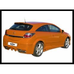 Rear Bumper Opel Astra H