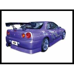 Rear Bumper Nissan Skyline 3-Door, R34 GTS Type