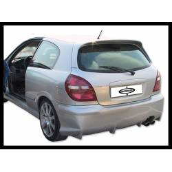 Rear Bumper Nissan Almera 2000, 3 Or 5-Door