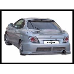 Rear Bumper Hyundai Coupe 2000-2001 Combat Type