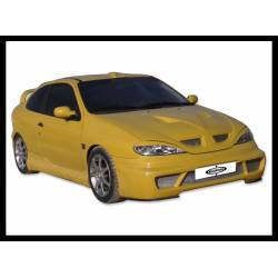 Front Bumper Renault Megane Coupe From 1999 Onward, Impact Type