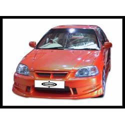 Front Bumper Honda Civic 1996, Max Type