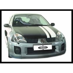 Body Kit Enlarged Renault Clio 2002 V6