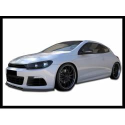 Spoiler Delantero Volkswagen Scirocco (R) 2008-2013 ABS