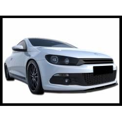 Spoiler Delantero Volkswagen Scirocco 2008-2013 ABS (Standard)