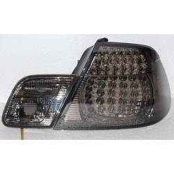 Pilotos Traseros BMW E46 98-05 CC Led Chromed/Smoked