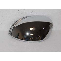 Chromed Mirror Covers Peugeot 206