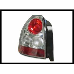 Set Of Rear Tail Lights Honda Civic 1996 3-Door Lexus Type II