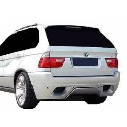 Rear Bumper BMW E53 X5 1999-2002, M6 Type