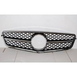 Front Grill Mercedes W204 2007-2014 Look AMG
