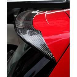 Alerón Volkswagen Golf 6 GTI Carbono