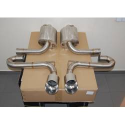 Exhaust BMW X6