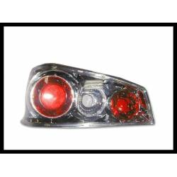 Set Of Rear Tail Lights Peugeot 106, Lexus Chromed Type I
