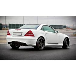 Side Skirts Mercedes SLK R170 Look AMG