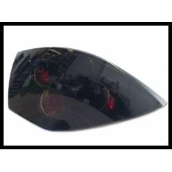 Pilotos Traseros Renault Megane '03 Black Smoked