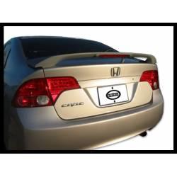 Alerón Honda Civic 06 4P
