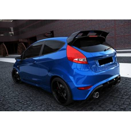 spoiler ford fiesta 2009 rs bimar tuning. Black Bedroom Furniture Sets. Home Design Ideas