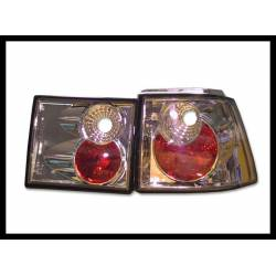 Set Of Rear Tail Lights Volkswagen Corrado 1995, Lexus Chromed