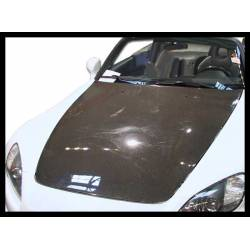 Carbon Fibre Bonnet Honda NS 2000