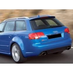 Spoiler Audi A4 Avant 05-08 B7 Look RS4