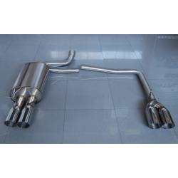 Exhaust BMW E60