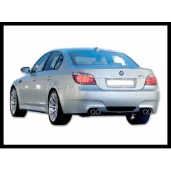 Rear Bumper BMW E60, M5 Type