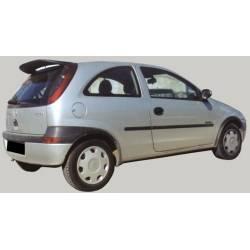 Spoiler Opel Corsa C, 3 Or 5-Door