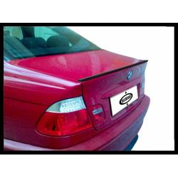 Carbon Fibre Lower Spoiler BMW S3 E46 98-05, Look M3