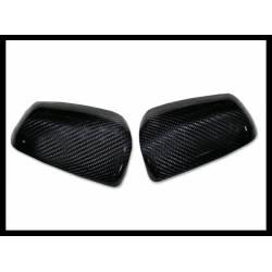 Carbon Fibre Mirror Covers Mitsubishi Evo X