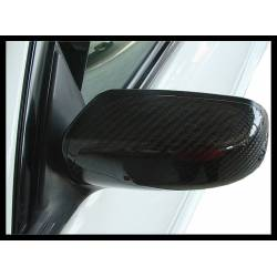 Carbon Fibre Mirror Covers Subaru Impreza STI 2008