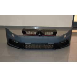 PARAGOLPES DELANTERO VOLKSWAGEN POLO 2009-2015 LOOK GTI ABS
