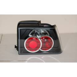 Set Of Rear Tail Lights Alfa 155, Black