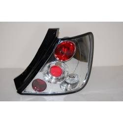 Set Of Rear Tail Lights Honda Civic 2002 3-Door III