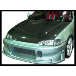 Front Bumper Honda Civic 1992-1995, Buddy Club Type