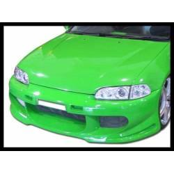 Front Bumper Honda Civic 1992-1995, Bx Type